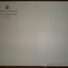 Documentos antiguos: DOCUMENTO TAMAÑO CUARTILLA. Lote 15162528