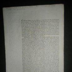 Documentos antiguos: VINOS DIEZMOS DEL VINO Y PAGO.AÑO 1826.FRAUDE POR MEZCLAR CON ARENA PAJA O MOJADO.DESTIERRO 6 MESES. Lote 27167671