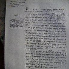 Documentos antiguos: EN VALENCIA AUMENTO DE SUELDO DE UN MAESTRO DE LA BARONIA DE TOGA 1830 N131. Lote 27527060