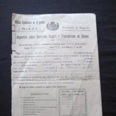 Cooperativa electra segoviana segovia 1928 en comprar for Oficina liquidadora madrid