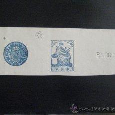 Documentos antigos: PAPEL TIMBRADO. 1,20 PESETAS. . ENVIO GRATIS¡¡¡. Lote 21232452