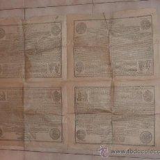 Documentos antiguos: RARO PAPEL RELIGIOSO DE 1913. DE LEON XIII, LIMOSNAS. SANTA CRUZADA. AGRADEZCO INFORMACION.. Lote 23783032
