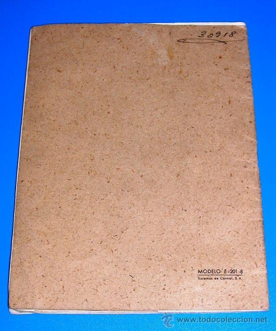 Documentos antiguos: Cartilla de Identidad - Caja Nacional - Seguro de Enfermedad - Instituto Nacional de Prevision 1945 - Foto 3 - 24207883