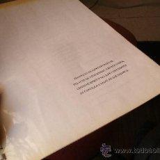 Documentos antiguos: PROYECTO DE GESTION PARA EL PALACIO DE CONGRESOS DE CASTILLA Y LEON ( SALAMANCA ) - MARZO 1991. Lote 30684547