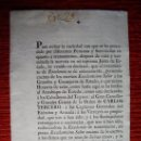 Documentos antiguos: 1788-CARLOS III.CONDE DE FLORIDABLANCA.CABALLEROS DEL TOYSON.TOLEDO.ARANJUEZ. Lote 30838054