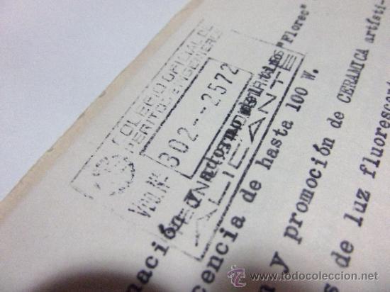 Documentos antiguos: PLANOS DE CONSTRUCCIÓN EN UN ESTABLECIMIENTO DE ·· PROYECTO BARBACOA · LA NUCIA · ALICANTE - Foto 2 - 31758892