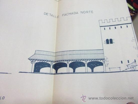 Documentos antiguos: PLANOS DE CONSTRUCCIÓN EN UN ESTABLECIMIENTO DE ·· PROYECTO BARBACOA · LA NUCIA · ALICANTE - Foto 19 - 31758892
