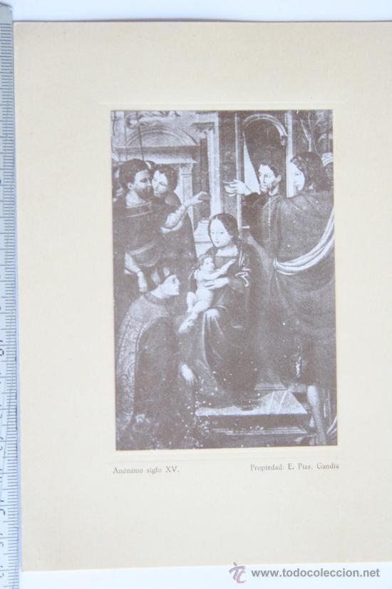 Tarjeta Felicitacion Navidad 1952 Rector Colegi Comprar En - Pias-navidad
