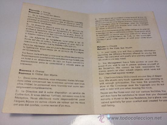 Documentos antiguos: PERMISO INTERNACIONAL PARA CONDUCIR 1949 - Foto 4 - 35269895