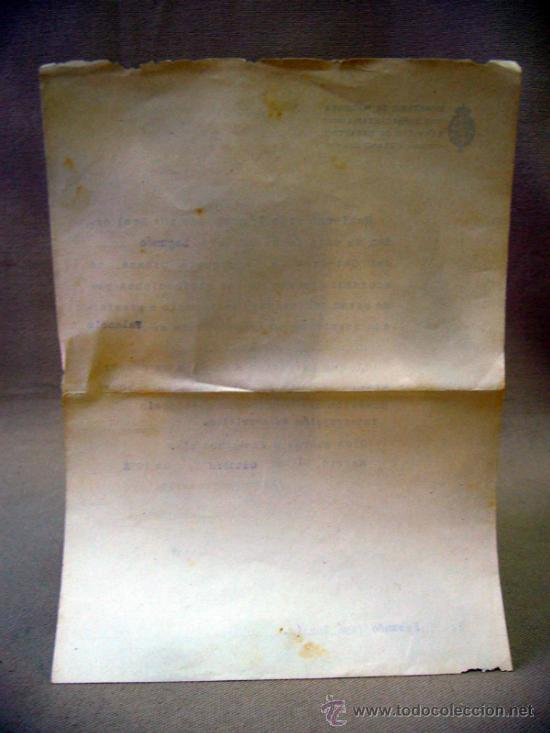 Documentos antiguos: DOCUMENTO, DOCUMENTO ANTIGUO, MINISTERIO DE HACIENDA, 1922, REAL ORDENANZA - Foto 3 - 35377485