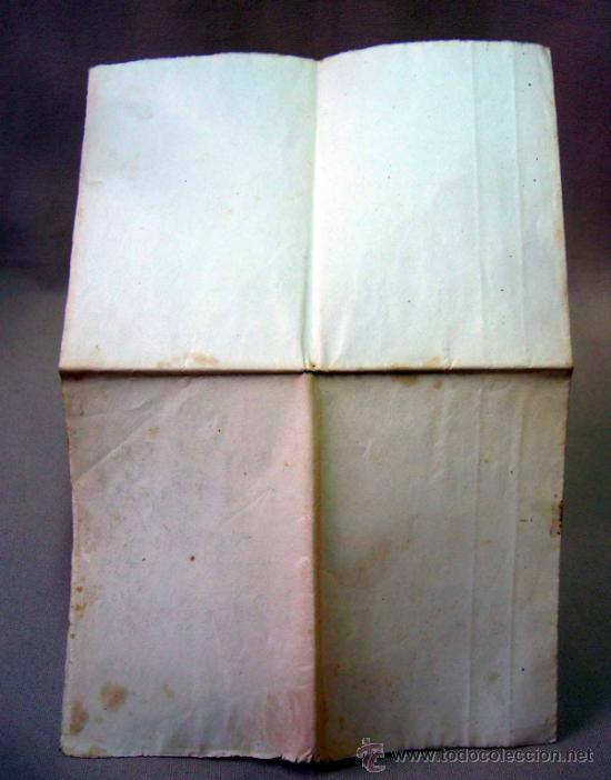 Documentos antiguos: DOCUMENTO, DOCUMENTO ANTIGUO, BAUTISMO, 1915, ALICANTE - Foto 2 - 35377446