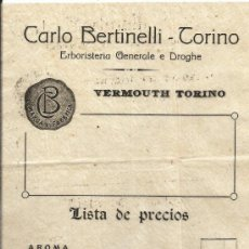 Documentos antiguos: REUS-TARRAGONA. Lote 37187176