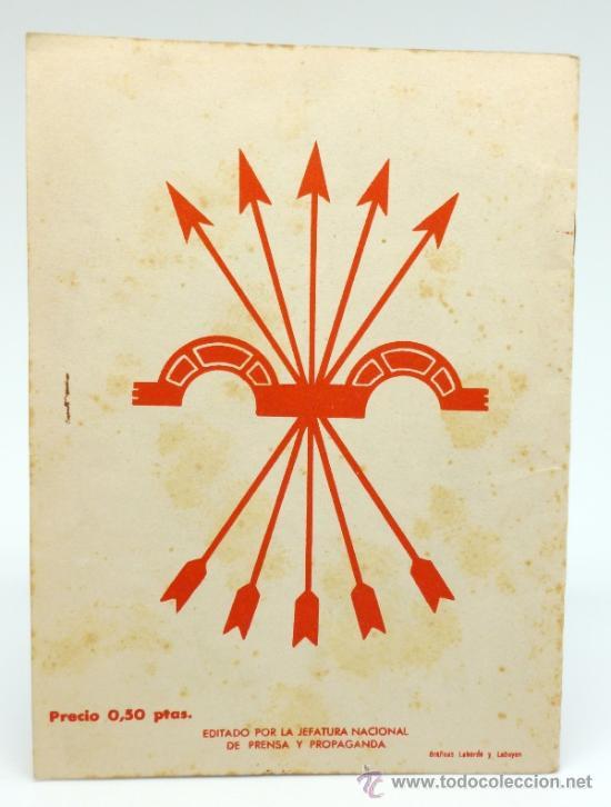 Documentos antiguos: Ejemplar 3 discurso de José Antonio Primo. - Foto 3 - 37244557