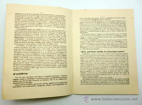 Documentos antiguos: Ejemplar 3 discurso de José Antonio Primo. - Foto 2 - 37244557
