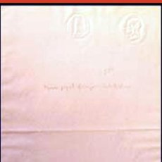 """Documentos antiguos: 1886.ALFONSO XII. 2 DOCUMENTOS """"MUESTRAS"""" DE LOS GRABADOS DE LOS SELLOS EN SECO DE 10 CTS. CADA UNO.. Lote 38404170"""