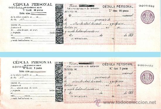 Documentos antiguos: Clases 7ª y 8ª. - Foto 4 - 38405014