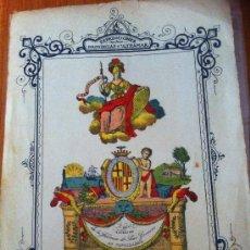 Documentos antiguos: EXP.PROVINCIAS ULTRAMAR. Lote 39169559