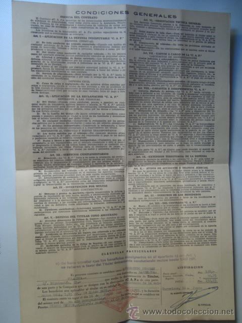 Documentos antiguos: Reverso. - Foto 3 - 42375592