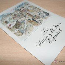 Documentos antiguos: DOCUMENTO INFORMATIVO LA UNIÓN Y EL FENIX ESPAÑOL CIUDAD FENIX DE 1945 (BALANCES, INMUEBLES, ETC.). Lote 43529003