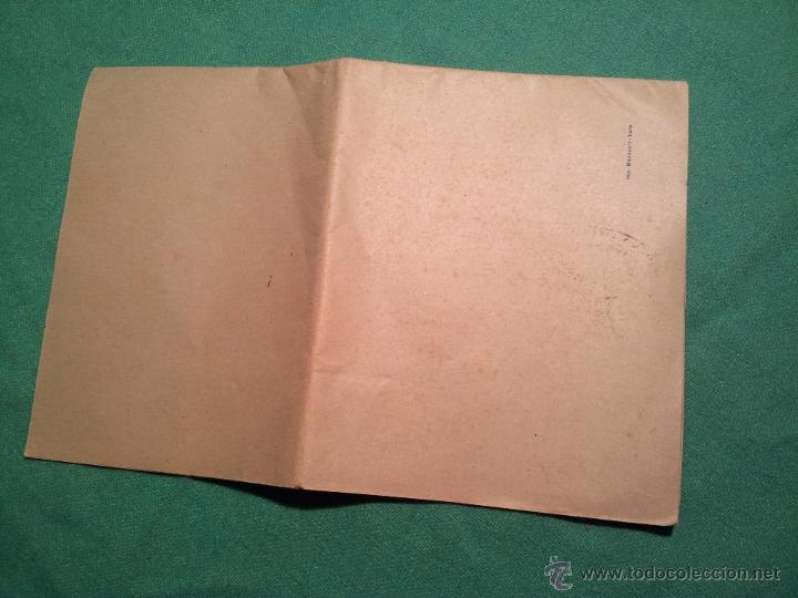 Documentos antiguos: estat año 1934 .pont d´armentera. - Foto 5 - 46123086