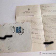 Documentos antiguos: CARTA ENVIADA CONTANDO UNA ESTAFA O CHANCHULLO ENTRE VARIAS PERSONAS DE PEÑARROYA EN 1975 - CORDOBA. Lote 46450977