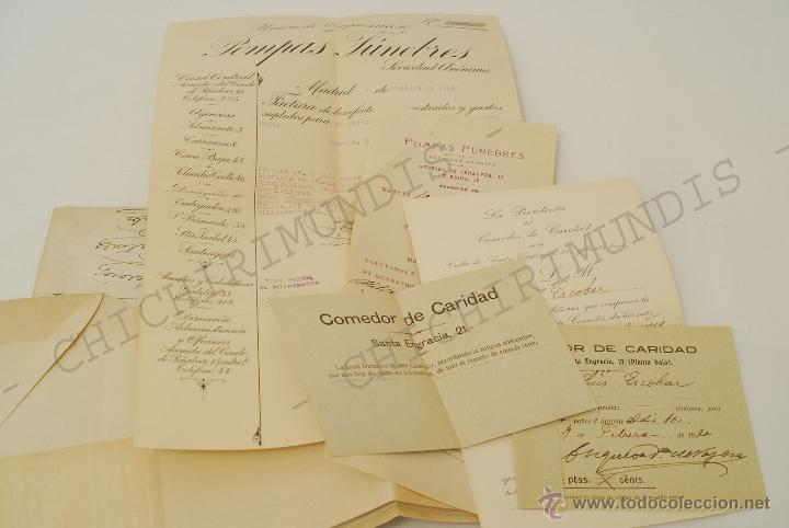 Documentos antiguos: Importante lote de Documentación perteneciente a un cargo Masón. Grande Oriente Español. 1927-1950. - Foto 13 - 47635392
