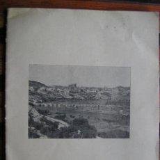 Documentos antiguos: COFRENTES VALENCIA PROGRAMA OFICIAL FIESTAS DE LA VIRGEN DE AGOSTO 1964 20 PAGS. Lote 47834942