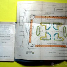 Documentos antiguos: MOLINS DE REI - 1935 - REGLAMENT DE LA NOVA PLAÇA MERCAT . Lote 48611563