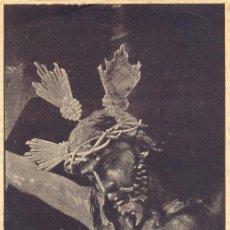 Documentos antiguos: EL PUERTO DE SANTA MARIA,1949, CRISTO DE LA VERA CRUZ, REVERSO ESQUELA LERDO DE TEJADA,146X90MM. Lote 49356513