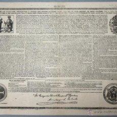 Old Documents - BULA PAPAL PAPA LEON XIII. SANTA SEDA, AÑO 1913 - 50354095
