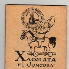 Documentos antigos: CHOCOLATE JUNCOSA CUENTO EL CASAMENT DE LA RATETA. Lote 51200291