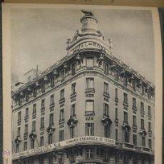 Documentos antiguos: CERVANTES COMPAÑIA ESPAÑOLA DE SEGUROS - 1930. Lote 52286675