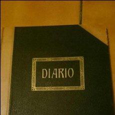 Documentos antiguos: DIARIO O LIBRO DE CUENTAS, NOVELDA, AÑO 1938. Lote 52619462