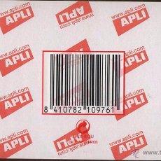 Documentos antiguos: APLI NOTES - 100 HOJAS PARA NOTAS - NUEVO CON ENVOLTORIO - 125 X 75 MM. Lote 53270452