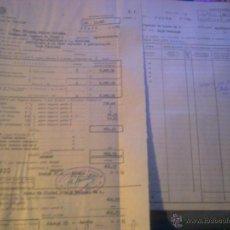 Documentos antiguos: INSTITUTO NACIONAL DE PREVISION -. Lote 53358082