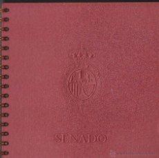 Documentos antiguos: CUADERNO-AGENDA DEL SENADO AÑO 2007 SIN USO. Lote 53481749