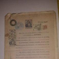 Documentos antiguos: ESCRITURA . Lote 53576559