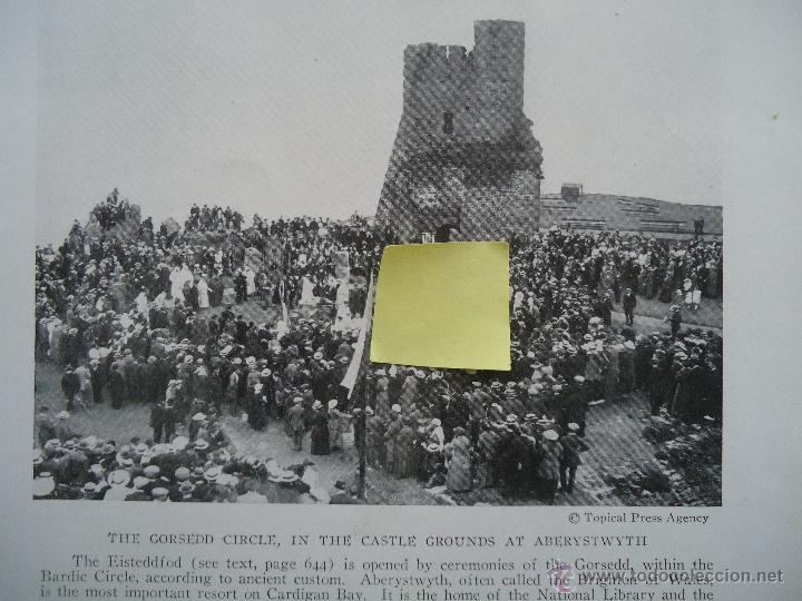 Usado, cymru welsh eisteddfod gorsedd aberystwyth northern wales united kingdom british gales reino unido segunda mano