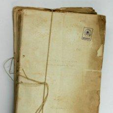 Documentos antiguos: LOS NUEVOS CUBANOS, LA VIDA EN UNA GRANJA DE PUEBLO, EVA FOREST, JUANA HENDRICKSON. 29X38 GALERADAS. Lote 53778681