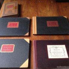 Documenti antichi: LIBROS DE REGISTRO AÑOS 60. Lote 54297101