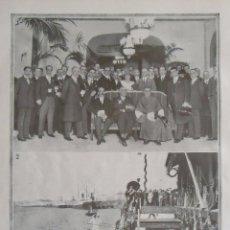 Documentos antiguos: BAHIA SARDINERO PUERTO SANTANDER CANTABRIA BARCO BUQUE MAR CANTABRICO MARINERO BOTE BARCA. Lote 54355304