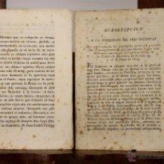 Documentos antiguos: LP-142 - RESEÑA HISTÓRICA,PETICIÓN DE ESTAMPAS DE LAS EJECUCIONES EN BARCELONA. 1809.. Lote 50649232