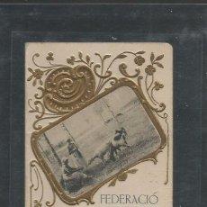 Documentos antiguos: MOLINS DE REI - FESTA MAJOR ANY 1928 - VER FOTOS - (41884). Lote 54809252