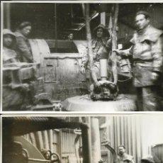 Documentos antiguos: DOCUMENTO GRAFICO DE PROSPECCIONES PETROLÍFERAS EN ESPAÑA. AÑOS 40-50.. Lote 55941913
