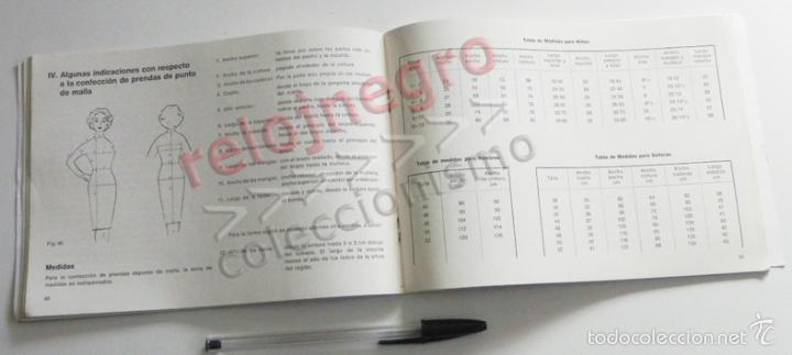 Documentos antiguos: ALFA MODELO 360 - MANUAL DE INSTRUCCIONES - MÁQUINA DE TEJER - ¿DE COSER ? - GUÍA DE USO - ILUSTRADO - Foto 5 - 57202056