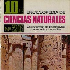 Documentos antiguos: BRUGUERA CIENCIAS NATURALES ENCICLOPEDIA NUM 26 AÑO 1967. Lote 57392899