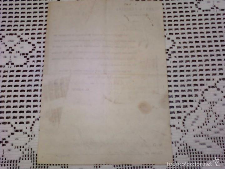 Documentos antiguos: JUNTA PERICIAL. AMILLARAMIENTO . 1947 - Foto 2 - 58133704