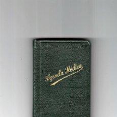 Documentos antiguos: AGENDA MÉDICA 1948 SIN USO. Lote 59843228