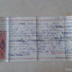 Documentos antiguos: IMPRESO ANTIGUO -- IMPUESTO DEL ESTADO 30 PTAS -- CARTAGENA 1976 --. Lote 60643095