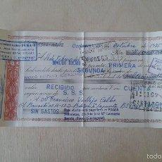 Documentos antiguos: ANTIGUO IMPRESO -- IMPUESTO DEL ESTADO DE 5 PTAS -- CARTAGENA 1976 -- . Lote 60643791